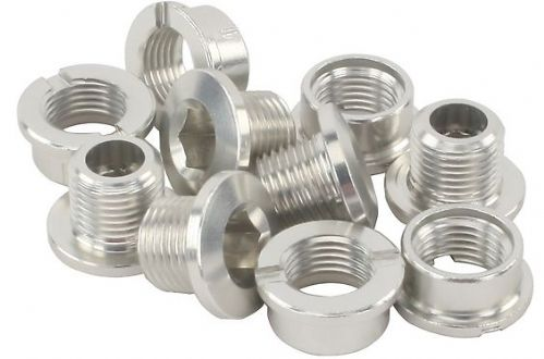 Bikemonger Stainless Steel Chainring Bolts